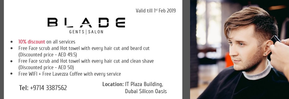 Blade Men Salon